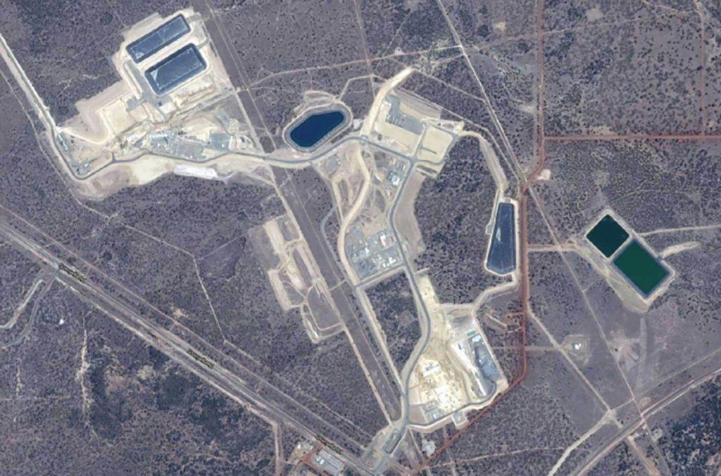 Grosvenor Mine Administration & Support Buildings