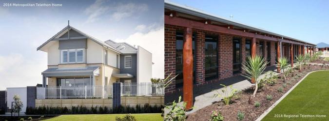 Structerre Proud Sponsor of Telethon Homes