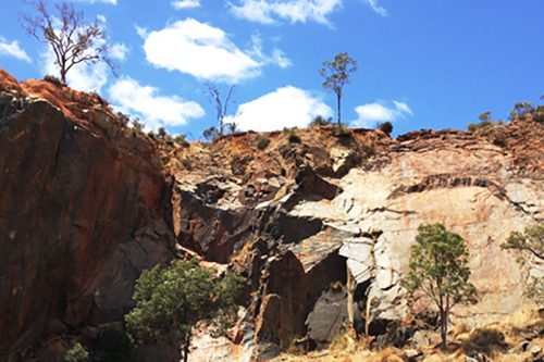 Stathams Quarry