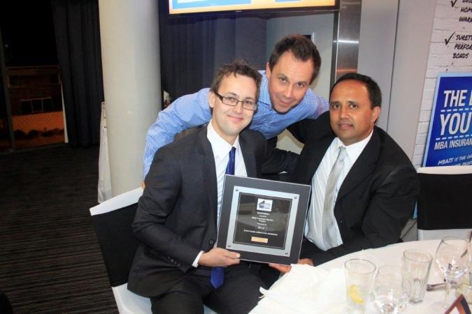 "Structerre Win ""Best Customer Service – Supplier"" Award 2015"