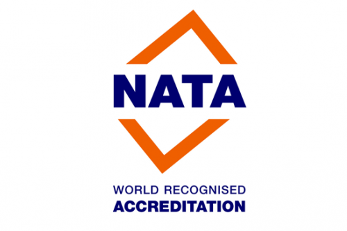 NATA Accreditation Achieved for our Perth Laboratory