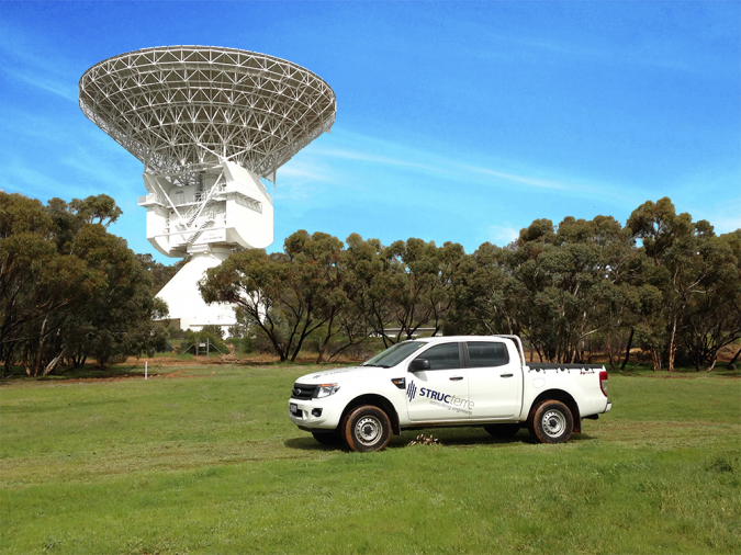 Site Testing for European Space Agency