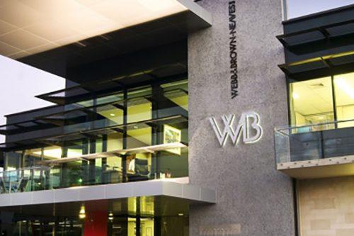 Webb & Brown-Neaves Office
