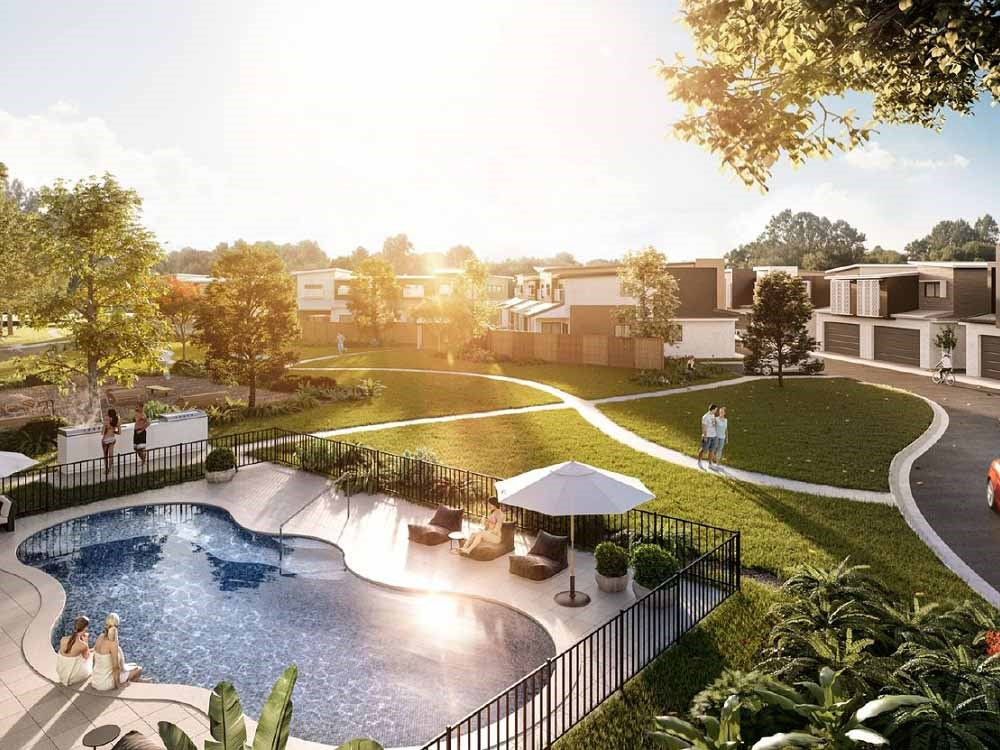 PARC Townhomes Project, QLD