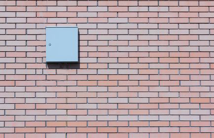Small openings in brickwork
