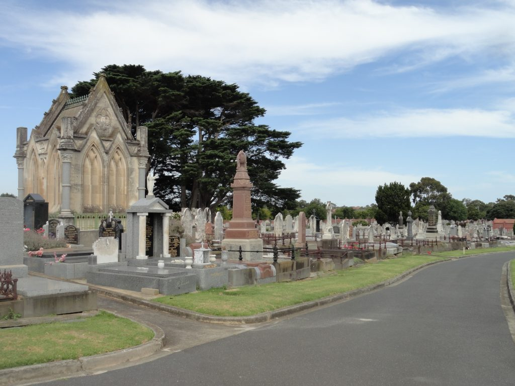 South Metropolitan Cemeteries Trust, VIC