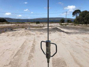 Perth Sand Penetrometer (PSP)