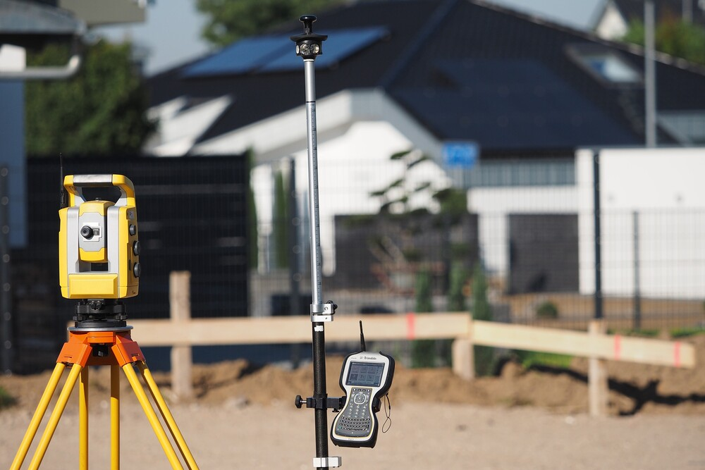 Land Surveying for New Builds